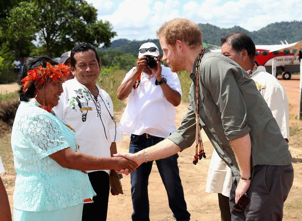 Prince Harry - The Caribbean Day 13 , 03 Décembre 2016