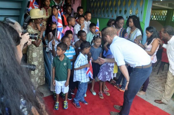 Prince Harry - The Caribbean Day 14 , 04 Décembre 2016 _ Suite