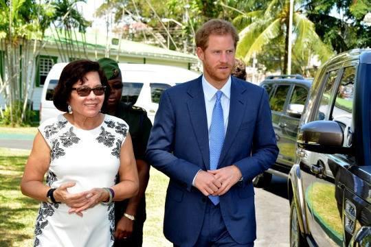 Prince Harry - The Caribbean Day 14 , 04 Décembre 2016 _ Suite
