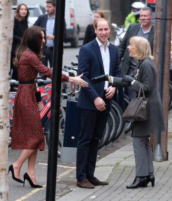 William & Catherine et Harry - The Mix Christmas Party, le 19 Décembre 2016
