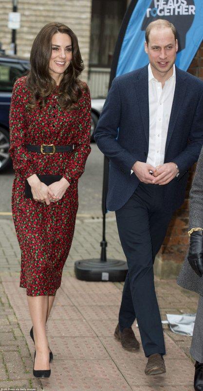 William & Catherine et Harry - The Mix Christmas Party, le 19 Décembre 2016 _ Suite