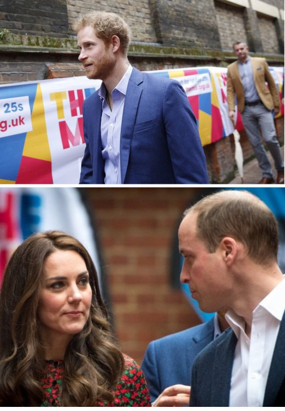 William & Catherine et Harry - The Mix Christmas Party, le 19 Décembre 2016 _ Suite