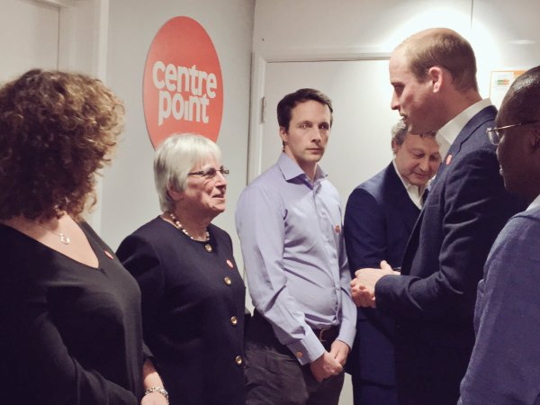 Prince William - Centrepoint , le 10 Janvier 2017 _ Suite