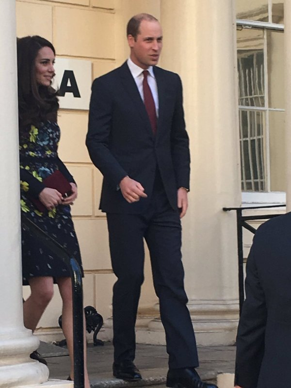William & Catherine et Harry - Heads Together Ahead Of The 2017 Virgin Money London Marathon _ Suite