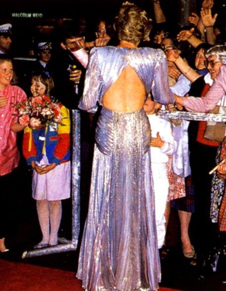 Diana & Charles - Australia Tour , Novembre 1985