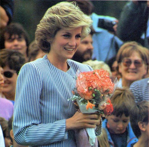 Diana & Charles - Australia Tour , le 02 Novembre 1985
