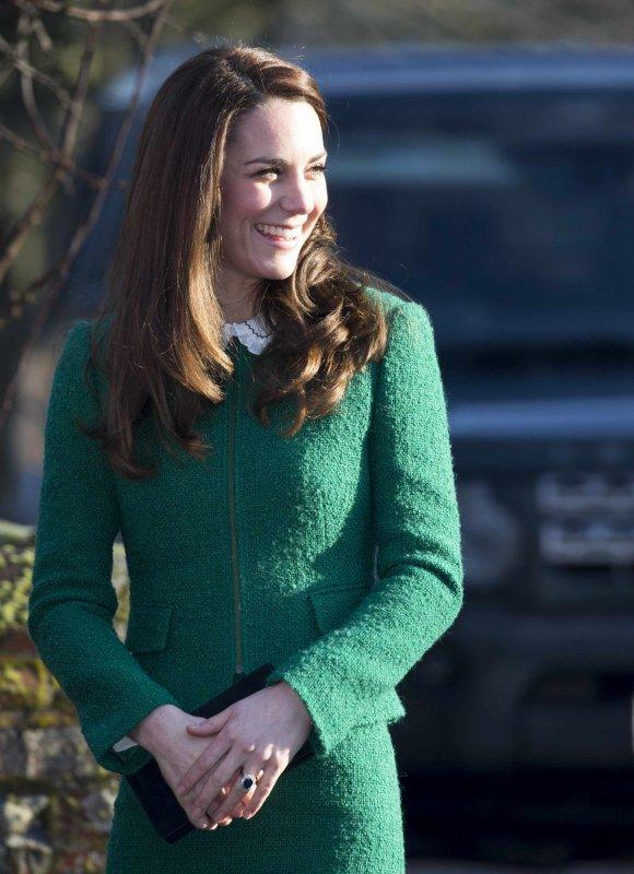 Duchess Catherine - East Anglia's Children's Hospices , le 24 Janvier 2017