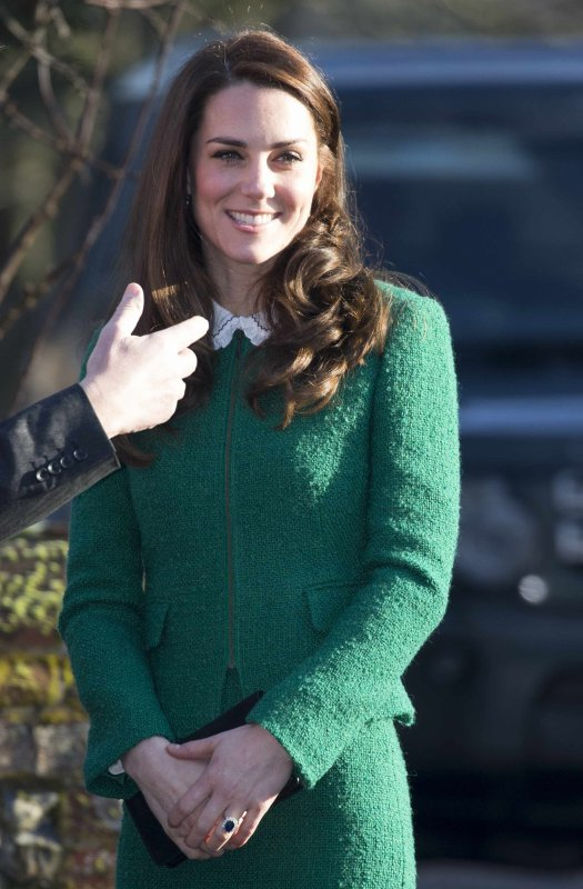 Duchess Catherine - East Anglia's Children's Hospices , le 24 Janvier 2017