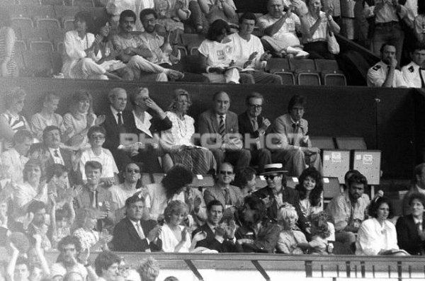 Live Aid , le  13  juillet 1985 _ Suite