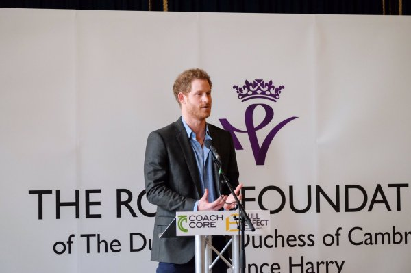 Prince Harry -  Notthingam Effect and Coach Core 2017 , le 1er février 2017 _ Suite
