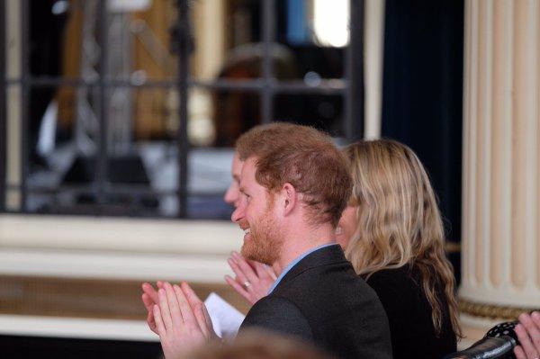 Prince Harry -  Notthingam Effect and Coach Core 2017 , le 1er février 2017 _ Suite