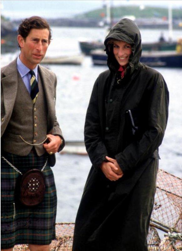 Diana & Charles - Scotland ,le 04 Juillet 1985 _ Suite