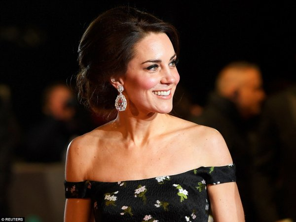 William & Catherine - EE British Academy Film Awards, le 12 février 2017 _ Suite