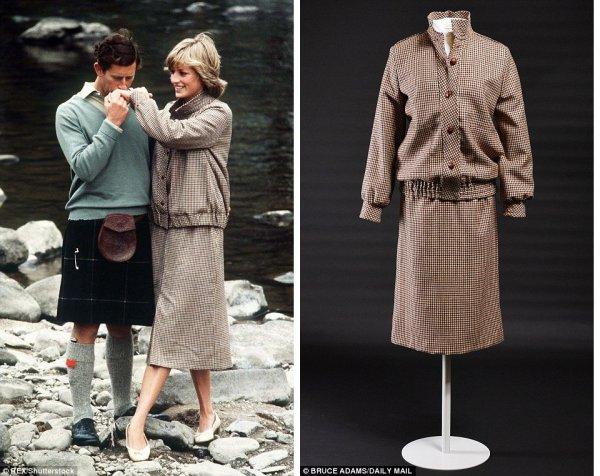 Diana: Her Fashion Story  Février 2017