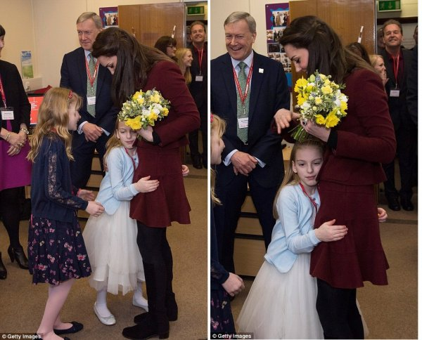 Duchess Catherine - Action for Children , le 22 Février 2017 _ Suite