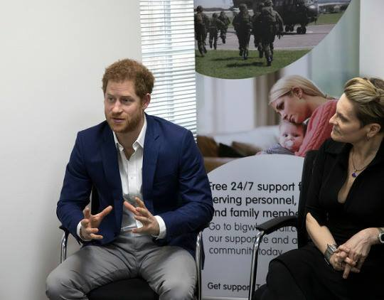 Prince Harry - the Big White Wall , le 27 Février 2017 _ Suite