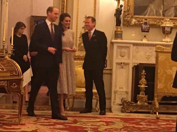 William & Catherine - the UK-India Year of Culture 2017 , le 27 Février 2017