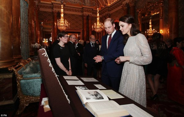 William & Catherine - the UK-India Year of Culture 2017 , le 27 Février 2017 _ Suite