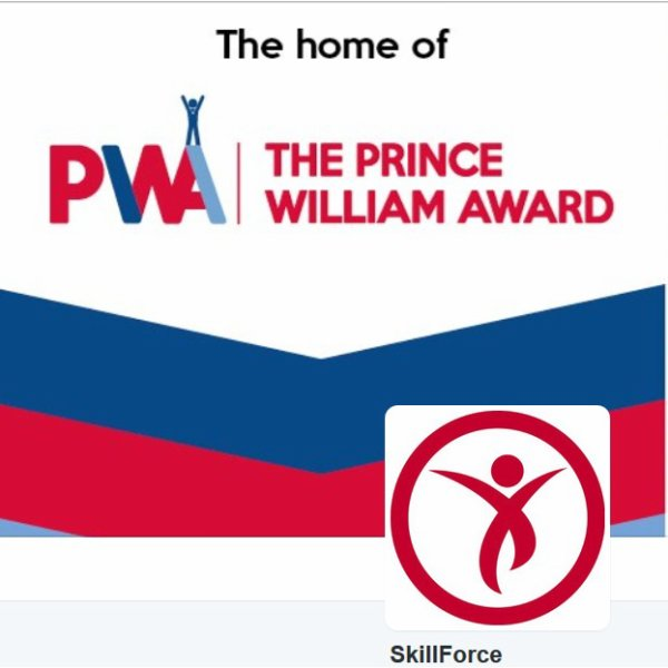 Prince William - the new Prince William Award  SkillForce  , le 1er Mars 2017