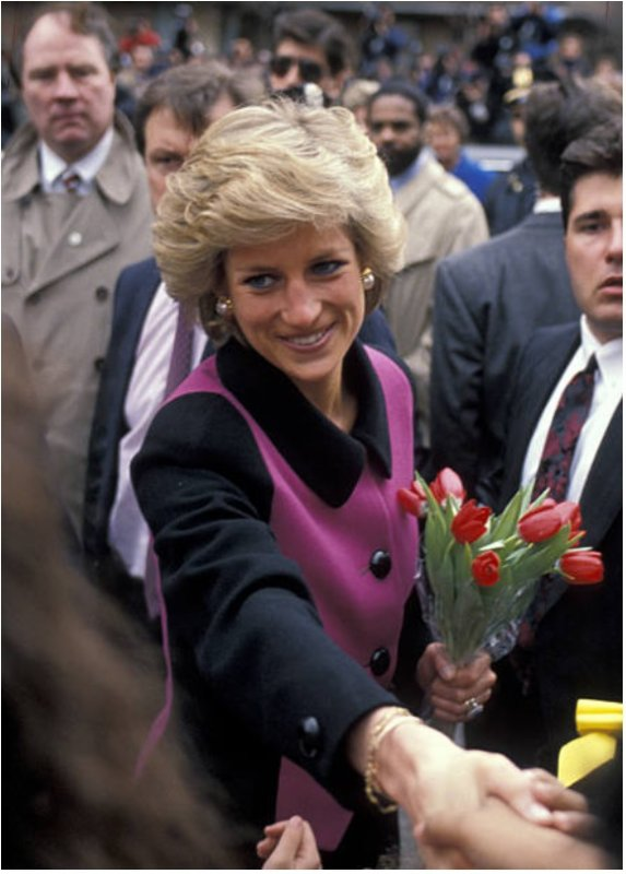 Princess Diana - New York , le 02 Février 1989 _ Suite