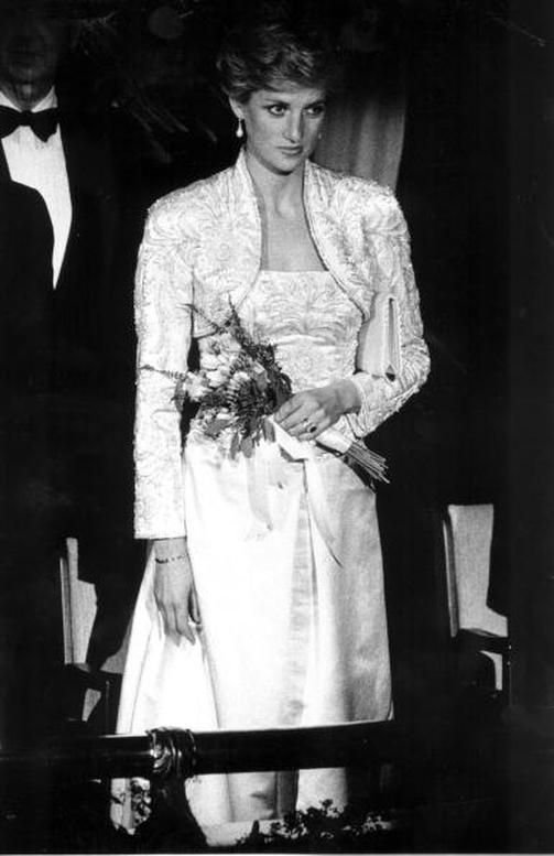 Princess Diana - New York , le 03 Février 1989 _  Suite