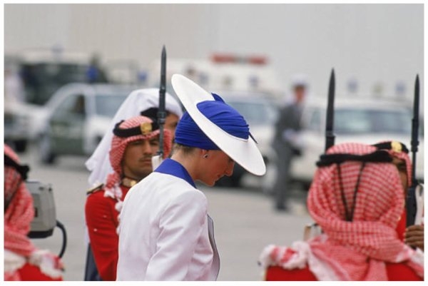 Diana & Charles - Tour Of Gulf - Mars 1989 , le 16 Mars 1989
