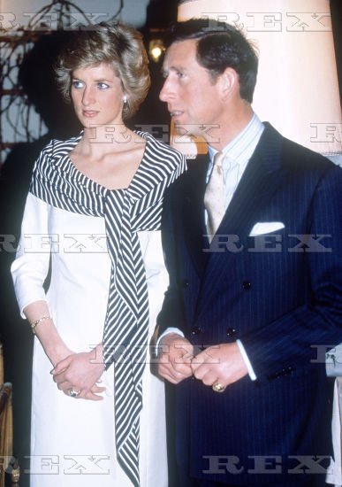 Diana & Charles - Tour Of Gulf - Mars 1989 , le 16 Mars 1989 _  Suite
