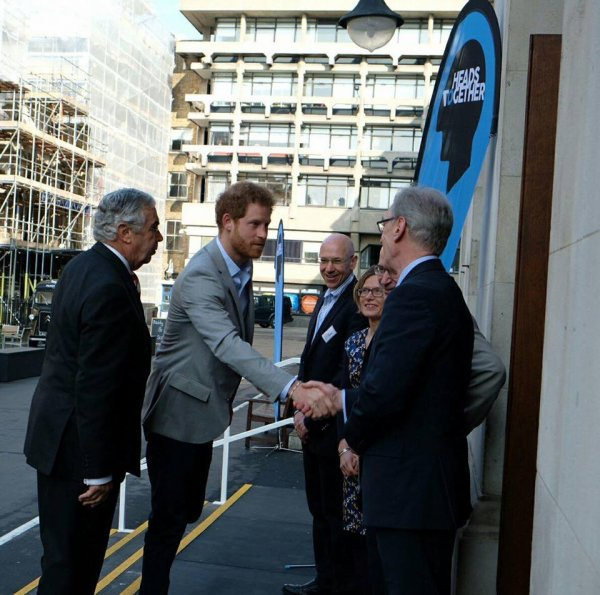 Prince Harry -  the Veterans' Mental Health Conference , le 16 Mars 2017