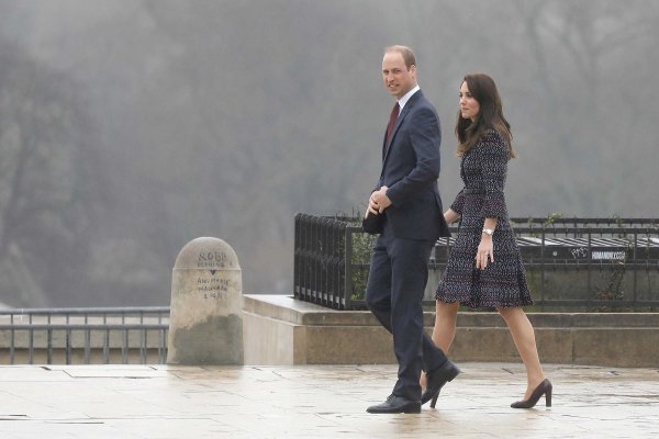 William & Catherine - Trip Paris Day 2 , le 18 Mars 2017 _ Suite