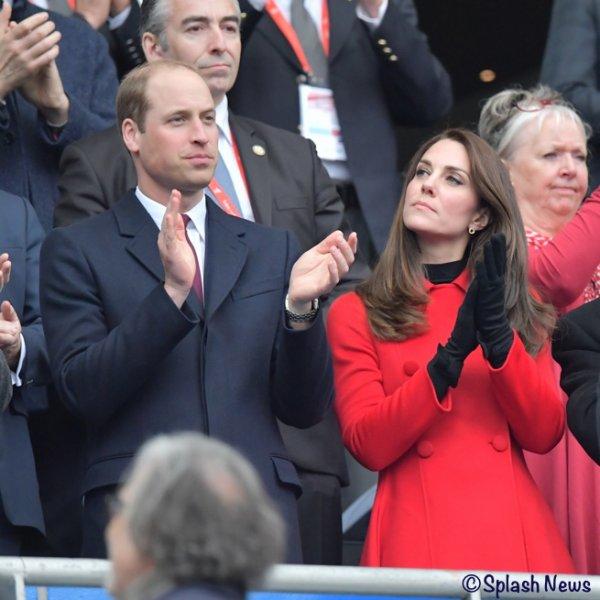 William & Catherine - Trip Paris Day 2 , le 18 Mars 2017 _ Suite