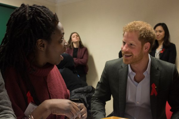 Prince Harry - Leicester , le 21 Mars 2017 _ Suite
