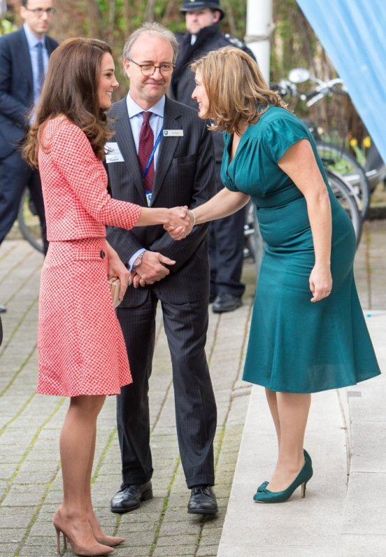 Duchess Catherine - Maternal Mental Health Films , le 23 Mars 2017