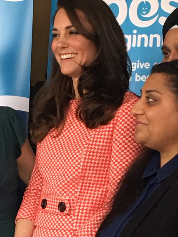 Duchess Catherine - Maternal Mental Health Films , le 23 Mars 2017 _ Suite