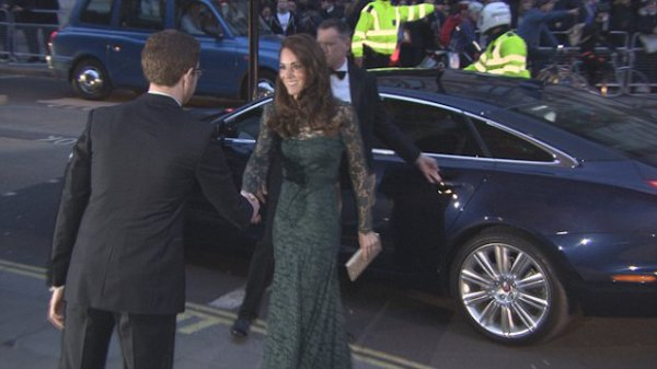 Duchess Catherine - Portrait Gala 2017, le 28 Mars 2017