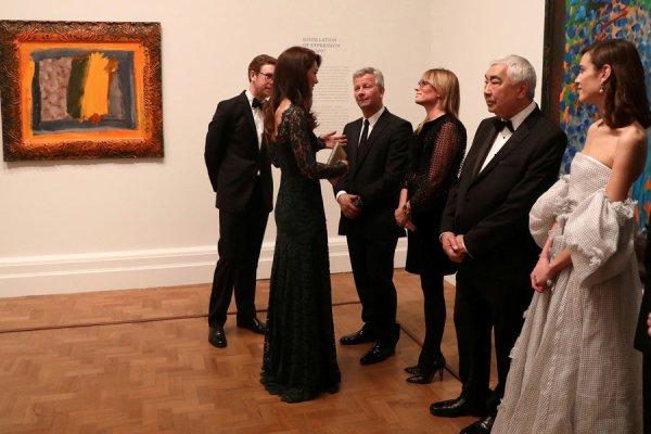 Duchess Catherine - Portrait Gala 2017, le 28 Mars 2017 _ Suite