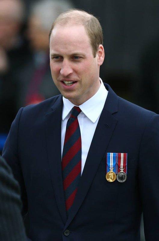 Prince William -  Le 29 Mars 2017 _ Suite