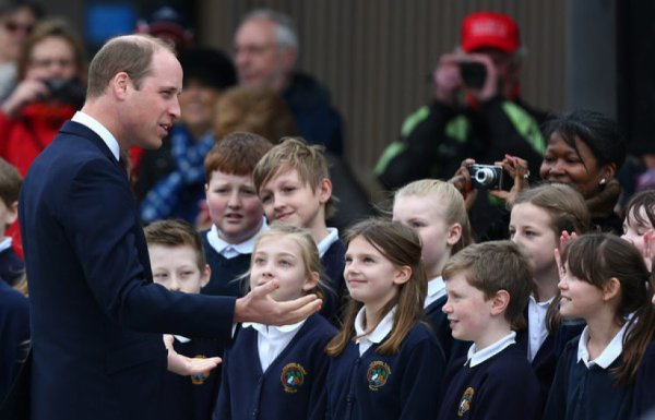 Prince William -  Le 29 Mars 2017 _ Suite