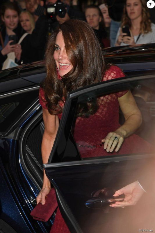 Duchess Catherine - Opening Night Of '42nd Street' Aid Of EACH , le 04 Avril 2017