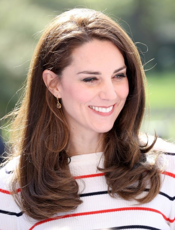 Duchess Catherine -Team Heads Together Kensington Palace , le 19 Avril 2017
