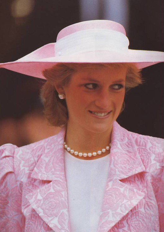 Princess Diana - The Freedom Of The City. à Northampton , le 08 juin 1989 _ Suite