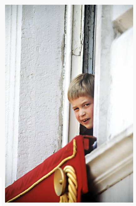 Trooping of Colour ,le 17 juin 1989