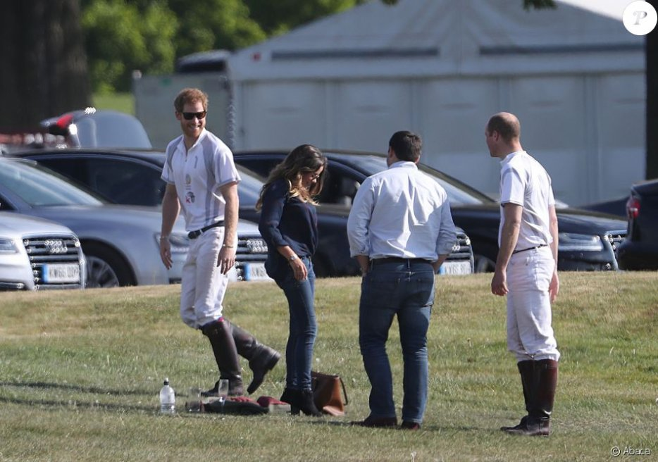 William et Harry - the Audi Polo Challenge , le 07 Mai 2017 _ Suite