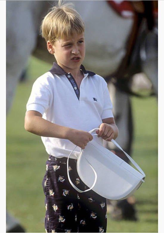 Au Cartier International Polo Day  Smiths Lawn Polo Club , le 23 juillet 1989 _ Suite