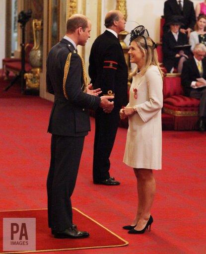 Prince William - Le 12 Mai 2017