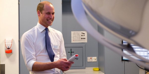 Prince William - Royal Marsden, le 16 Mai 2017 _ Suite