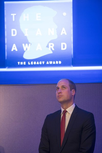 Prince William et Prince Harry - Diana Awards , le 18 Mai 2017 _ Suite
