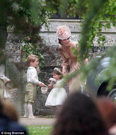 Le 20 mai 2017 - Pippa Middleton's Wedding _ Suite