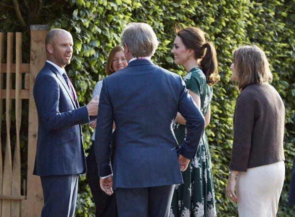 Duchess Catherine - Chelsea Flower Show  , le 22 Mai 2017 _ Suite
