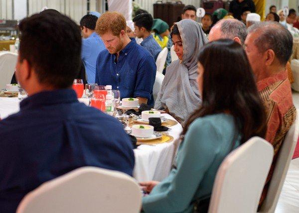 Prince Harry - Day 1  Singapore 2017 , le 04 juin 2017 _ Suite