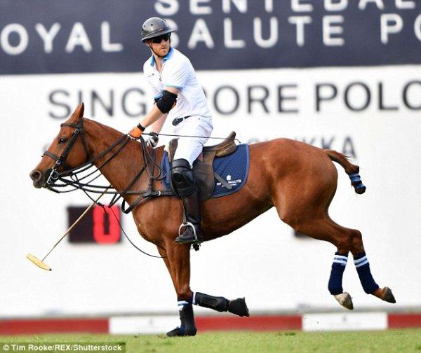 Prince Harry - Day 2 Singapore 2017 , le 05 juin 2017 _ Suite